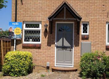 Thumbnail 2 bed end terrace house for sale in Swift Close, Letchworth Garden City, Hertfordshire