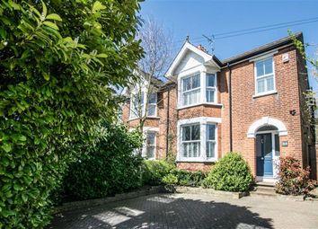 Thumbnail 4 bed semi-detached house for sale in Hertingfordbury Road, Hertford, Herts