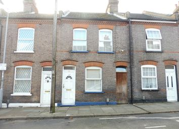 Thumbnail 3 bed terraced house for sale in New Town Street, Luton