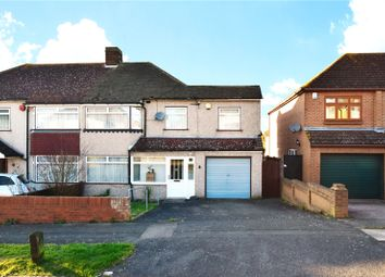 Thumbnail 5 bed semi-detached house for sale in Manse Way, Swanley, Kent