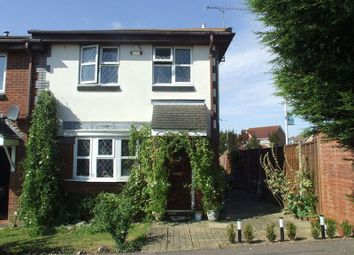 Thumbnail 3 bed end terrace house for sale in The Magpies, Luton