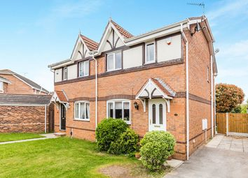 Thumbnail 3 bed semi-detached house for sale in Castledine Court, Balby, Doncaster