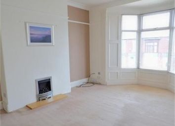 Thumbnail 3 bed maisonette to rent in Mortimer Road, South Shields, Tyne And Wear