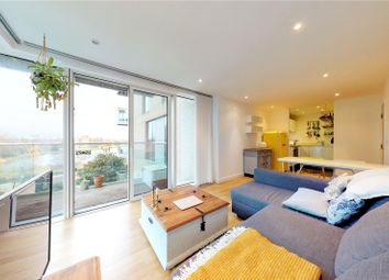 Thumbnail 1 bed flat to rent in Waterside Apartments, Goodchild Road, Haringey