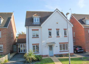 Thumbnail 6 bed detached house for sale in Hunt Close, Radcliffe-On-Trent, Nottingham