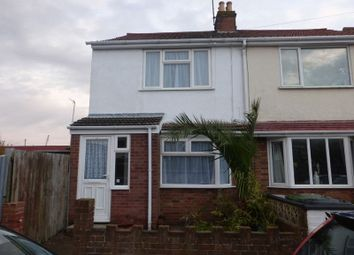 Thumbnail 2 bed semi-detached house for sale in Bells Marsh Road, Gorleston, Great Yarmouth