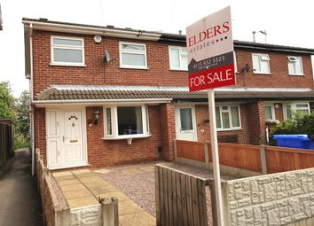 3 bed end terrace house for sale in Fisher Court, Ilkeston DE7