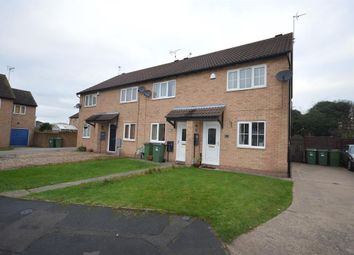 Thumbnail 2 bed semi-detached house for sale in Fletchers Close, Narborough, Leicester