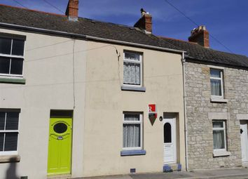 Thumbnail 2 bedroom terraced house to rent in Clovens Road, Portland, Dorset