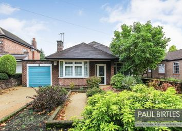Thumbnail 2 bed bungalow for sale in Moorside Road, Urmston, Manchester