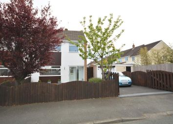 Thumbnail 3 bed semi-detached house for sale in Carol Drive, Heswall