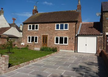 Thumbnail 4 bed cottage for sale in Water End, Brompton, Northallerton
