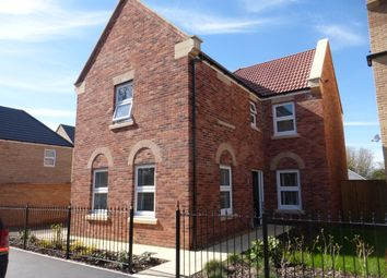 Thumbnail 4 bed detached house for sale in Buttercup Drive, Downham Market