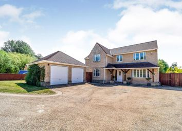 Thumbnail 5 bed detached house for sale in Little Shelford, Cambridge, Cambridgeshire