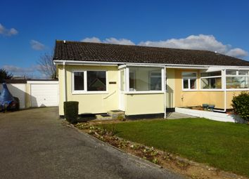 Thumbnail 2 bed detached bungalow for sale in Higher Meadow, Dobwalls, Liskeard