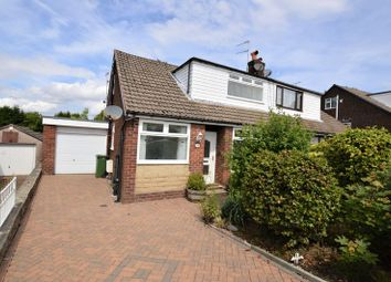 Thumbnail 3 bed semi-detached bungalow for sale in Lowfield Avenue, Ashton-Under-Lyne