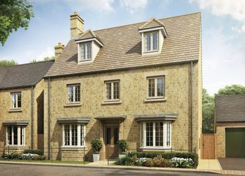 "Thumbnail 5 bed detached house for sale in ""Emerson"" at Blackberry Walk, London Road, Cirencester"