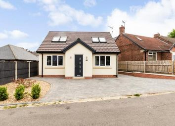 Thumbnail 3 bed bungalow for sale in Myrtle Grove, Hollingwood, Chesterfield, Derbyshire