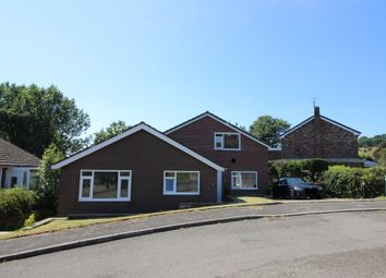 Thumbnail 4 bed detached house for sale in Haywards Close, Glossop