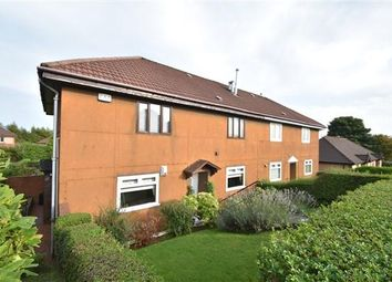 Thumbnail 2 bed flat for sale in Robroyston Road, Robroyston, Glasgow