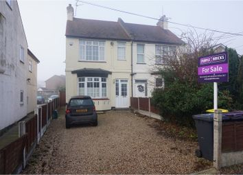 Thumbnail 3 bed semi-detached house for sale in Ashingdon Road, Rochford