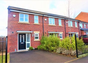 Thumbnail 2 bed semi-detached house for sale in Silver Birch Road, Manchester