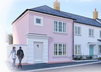 Thumbnail 2 bed end terrace house for sale in Quintrell Road, Newquay, Cornwall