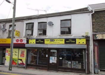 Thumbnail 2 bed flat for sale in Caerau Road, Caerau, Maesteg, Mid Glamorgan