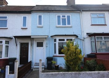 Thumbnail 3 bedroom terraced house to rent in Davis Avenue, Northfleet, Gravesend, Kent