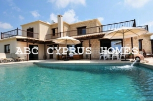 Thumbnail 4 bed villa for sale in Agios Georgios, Sea Caves, Paphos, Cyprus