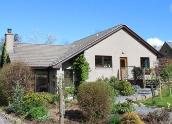 Thumbnail 4 bed detached bungalow for sale in Cushnie, Alford
