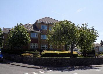 Thumbnail 2 bed flat for sale in Park Street, Bridgend, Bridgend.