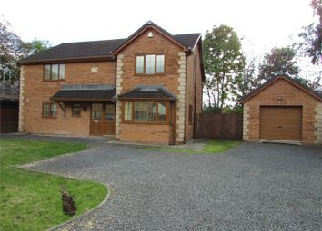 Thumbnail 4 bedroom detached house for sale in Nant Celyn, Crynant, Neath, West Glamorgan