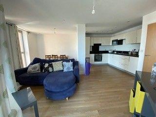 Thumbnail 2 bed flat to rent in 2 Cornmill Lane, Lewisham
