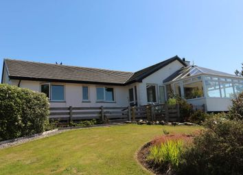 Thumbnail 5 bed detached bungalow for sale in Balmeanach, Struan