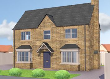 Thumbnail 4 bed detached house for sale in Plot 15 The Caistor, Stickney Meadows, Stickney
