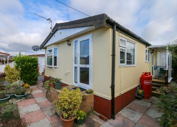 Thumbnail 2 bed detached bungalow for sale in Shadynook Park, Crossley Moor Road, Kingsteignton, Newton Abbot
