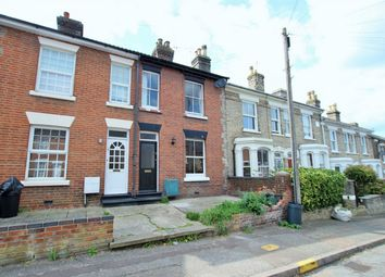 Thumbnail 2 bed terraced house for sale in St Albans Road, St Marys, Colchester, Essex
