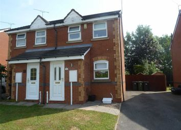 Thumbnail 2 bed semi-detached house for sale in Virginia Place, Stockingford, Nuneaton