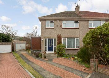 Thumbnail 3 bedroom semi-detached house for sale in 23 Swanston Drive, Edinburgh