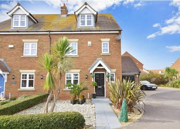 Thumbnail 4 bedroom town house for sale in Hunnisett Close, Selsey, Chichester, West Sussex