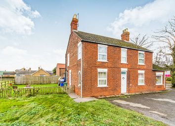 Thumbnail 4 bed detached house for sale in Main Road, Old Leake, Boston