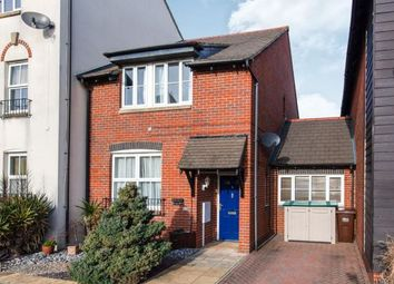 4 bed terraced house for sale in Admiralty Way, North Harbour, Eastbourne, East Sussex BN23