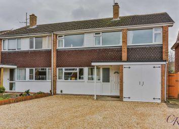 Thumbnail 4 bed semi-detached house for sale in Pembroke Road, Cheltenham