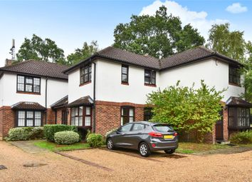 Thumbnail 1 bed terraced house for sale in Caesars Court, Caesars Camp Rd, Camberley, Surrey