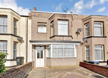 Thumbnail 3 bed terraced house for sale in Addiscombe Road, Margate, Kent