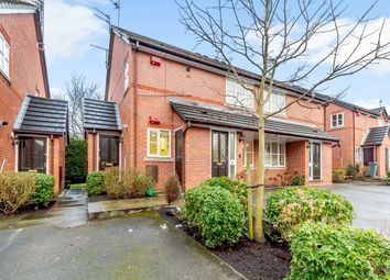 Thumbnail 2 bed flat for sale in Anchorside Close, Chorlton Cum Hardy, Manchester