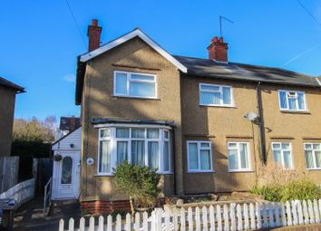 Thumbnail 3 bed semi-detached house for sale in The Inlands, Daventry