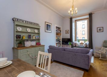 Thumbnail 2 bed flat for sale in Bonnington Road, Edinburgh