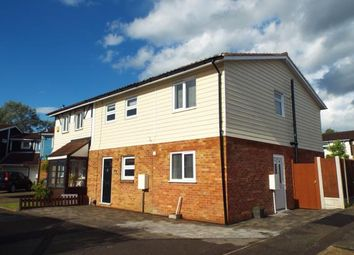 Thumbnail 2 bed end terrace house for sale in Voysey Gardens, Pitsea, Basildon
